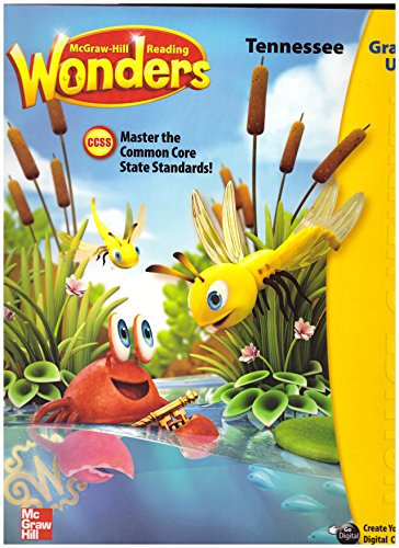 9780021253739: McGraw-Hill Reading Wonders TENNESSEE Grade K Unit 5