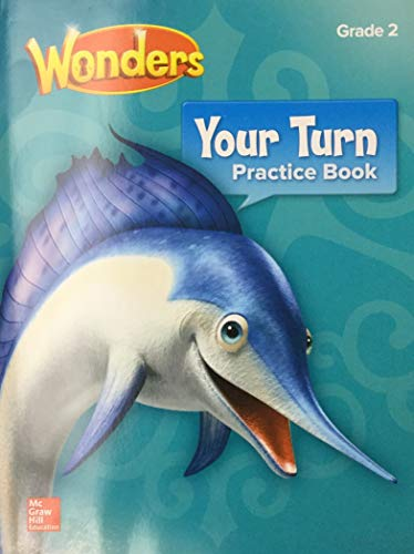 9780021253920: McGraw-Hill Reading Wonders Your Turn Practice Book Grade 2 Tennessee Edition