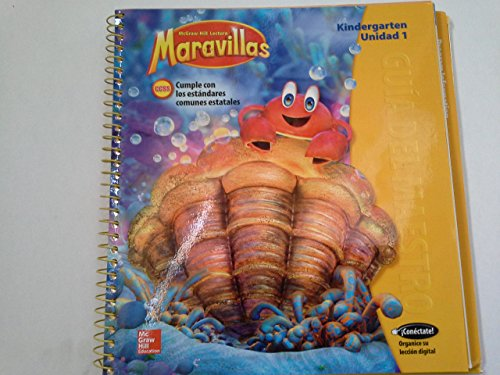 9780021257829: McGraw-Hill Lectural Maravillas, Spanish program parallel to Reading Wonders. Level K Unit 1