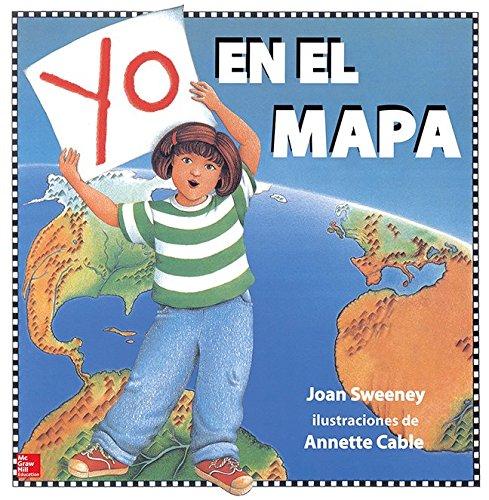 9780021258031: Lectura Maravillas Literature Big Book: Me on the Map Grade 1 (ELEMENTARY CORE READING) (Spanish Edition)