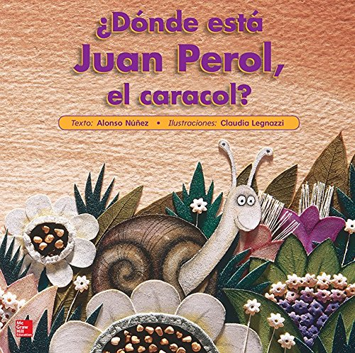 9780021259878: Donde Esta Juan Perol, El Caracol?