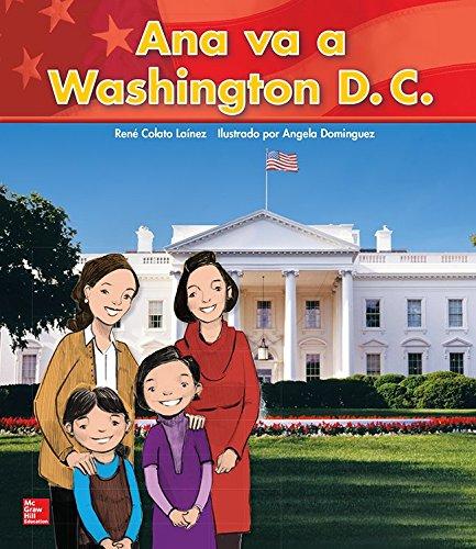 9780021261086: Ana va a Washington D.C.