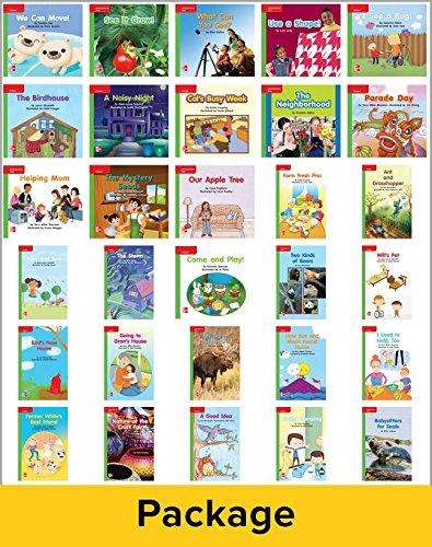 9780021274727: Reading Wonders, Grade K, Leveled Reader Package (1 ea. of 30) Beyond (ELEMENTARY CORE READING)
