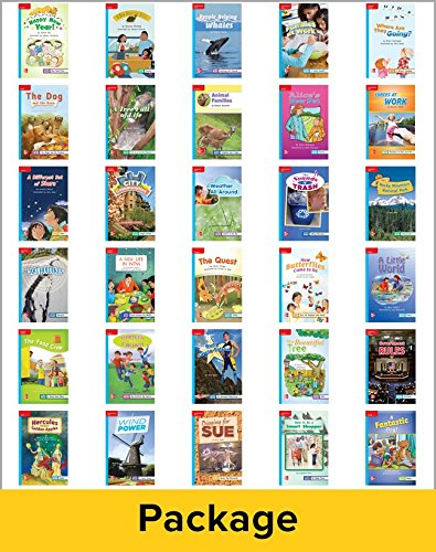9780021274796: Reading Wonders, Grade 2, Leveled Reader Package 1 Of 30 On-Level Grade 2 (ELEMENTARY CORE READING)