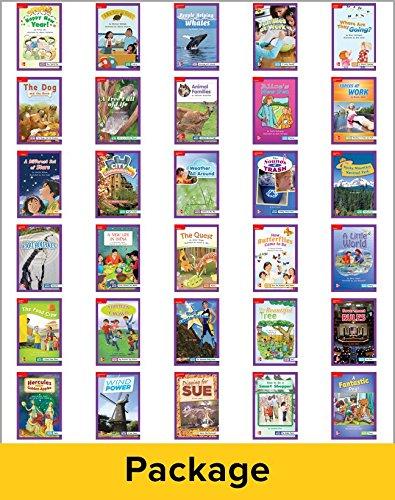 9780021274819: Reading Wonders, Grade 2, Leveled Reader Package 1 Of 30 ELL Grade 2 (ELEMENTARY CORE READING)