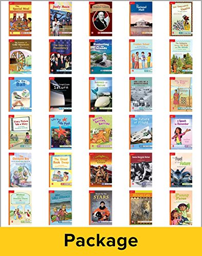 9780021274826: Reading Wonders, Grade 3, Leveled Reader Package 1 Of 30 Approaching (ELEMENTARY CORE READING)