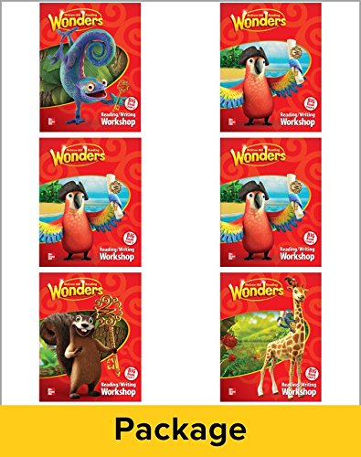 9780021274994: READONDER WONDERS WKSHOP BIG BOOK PKG GR