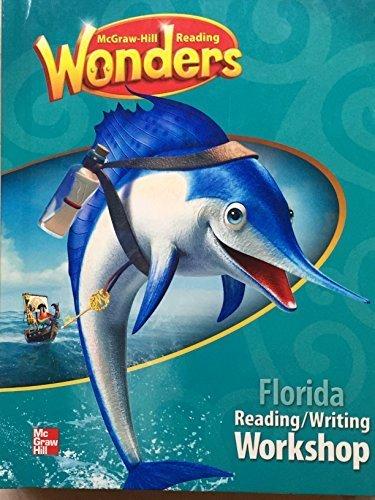 9780021289936: Wonders, Florida Reading/Writing Workshop, 2nd Grade Student Textbook