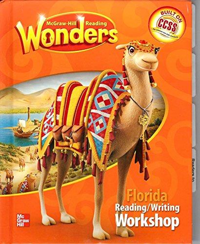 9780021289943: McGraw-Hill Reading Wonders Florida Reading/Writing Workshop 3