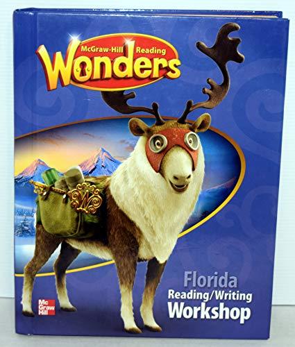 9780021289967: Wonders, Florida Reading/Writing Workshop, 5th Grade Student Textbook