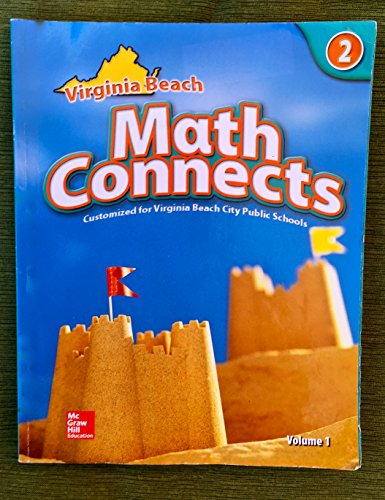 9780021293780: Math Connects 2 Volume 1 for Virginia Beach Schools