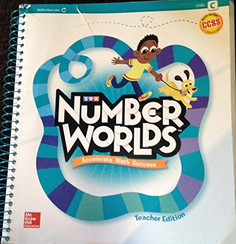 9780021294152: SRA Number Worlds Level C Teacher Edition