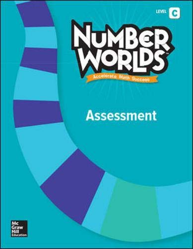9780021294251: Number Worlds Level C, Assessment