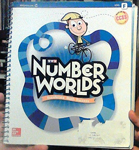 9780021294794: SRA Number Worlds Level F Teacher Edition