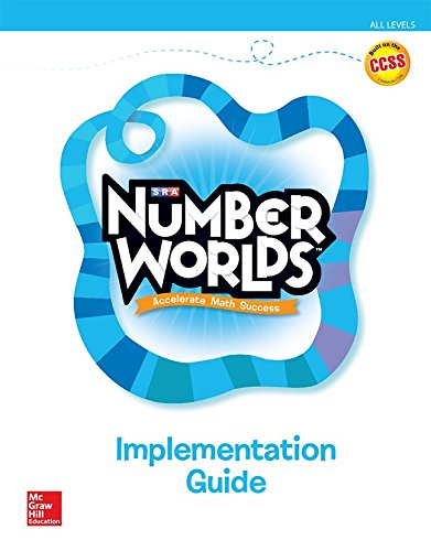 9780021296521: SRA Number Worlds All Levels Implementation Guide