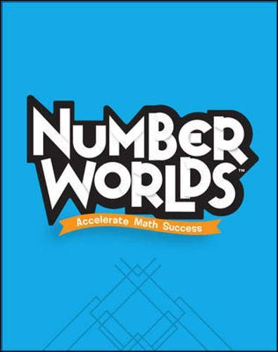 9780021296606: Number Worlds Level C, Manipulatives Plus Pack