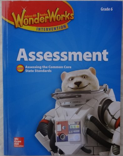 9780021297511: McGraw-Hill Reading WonderWorks Intervention - Assessment Grade 6