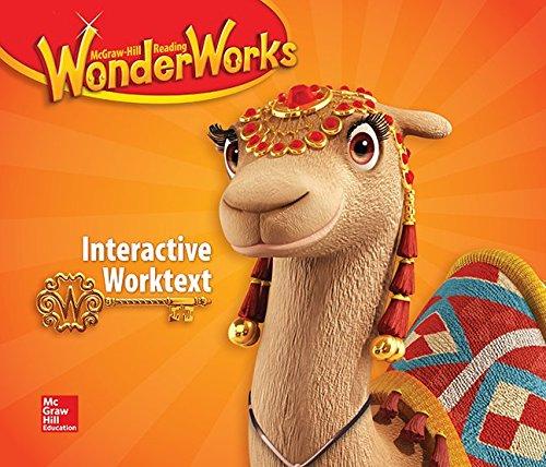 9780021297955: McGraw-Hill Reading WonderWorks / Wonder Works Grade 3 Interactive Worktext
