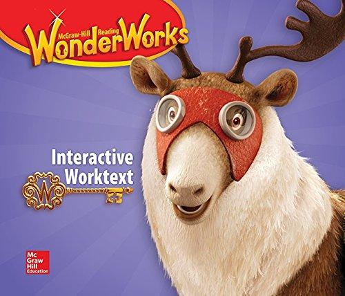 McGraw Hill Reading Wonders Interactive Worktext Grade 5: SHANAHAN