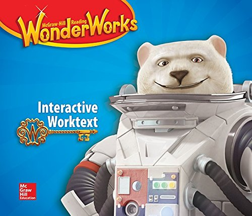 9780021298143: McGraw Hill Reading Wonders Interactive student Worktext, Grade 6