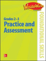 McGraw-Hill Reading Wonder Works Intervention Foundational Skills: Grades 2-3 Practice and ...