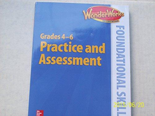 9780021299508: WonderWorks Intervention Foundational Skills Grades 4-6 Practice and Assessment