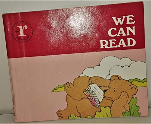 9780021316809: We Can Read