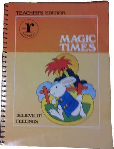 9780021317509: Magic times (Series r, Macmillan reading. Levels 11-12)
