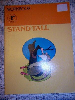 9780021325108: Stand Tall - Workbook (Series R Macmillan Reading, Level 13)