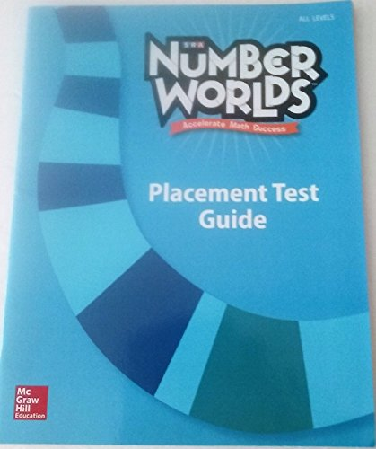 Number Worlds Placement Test Guide: McGraw Hill Education