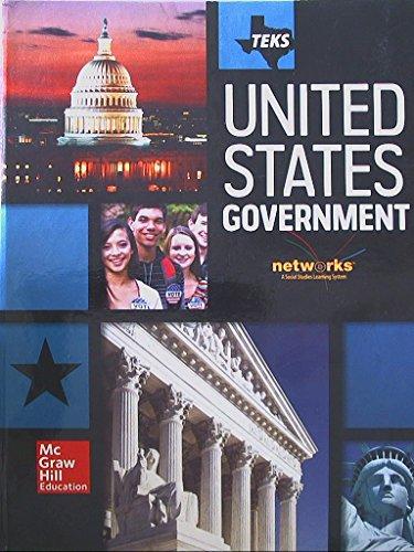 TEKS United States Government, Grade 12, 9780021354764, 0021354766