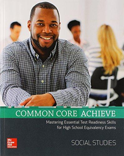 9780021355648: Common Core Achieve, Social Studies Subject Module (BASICS & ACHIEVE)