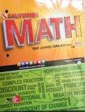 9780021359141: California Math Course 2 Volume 1