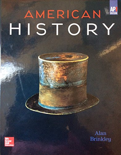 9780021362998: American History (Connecting with the Past, Volume 15)
