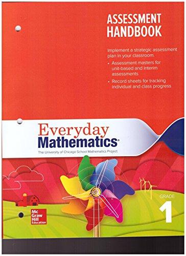 9780021366071: The University of Chicago School Mathematics Project - Grade 1 - Assessment Handbook - 0021366071-9780021366071