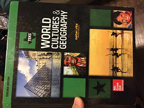 9780021375172: Teks World Cultures and Geography Teachers Edition