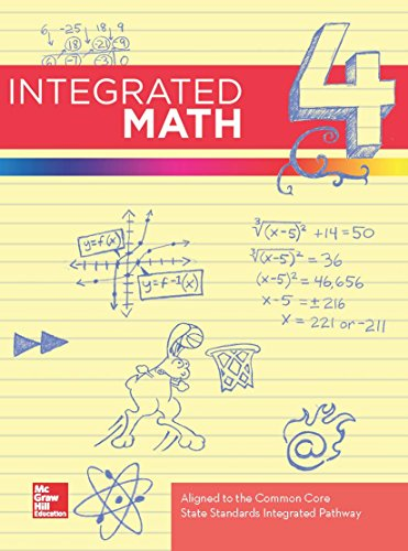 9780021377756: Integrated Math 4 Teachers Edition