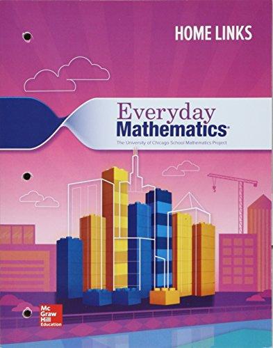 9780021379668: Everyday Mathematics 4, Grade 4, Consumable Home Links