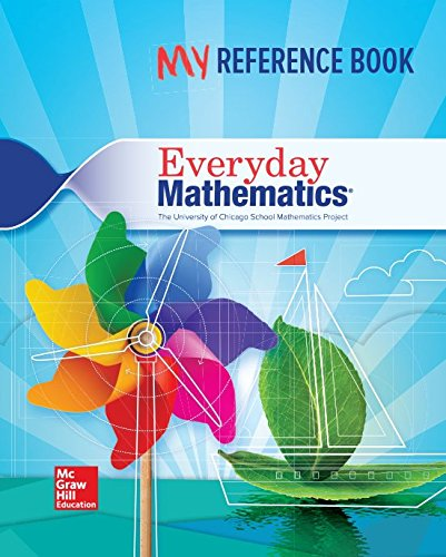 9780021383511: Everyday Mathematics: My Reference Book