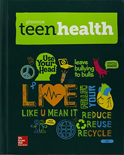 Teen Health: Teen Health Hardcover Consolidated Modules