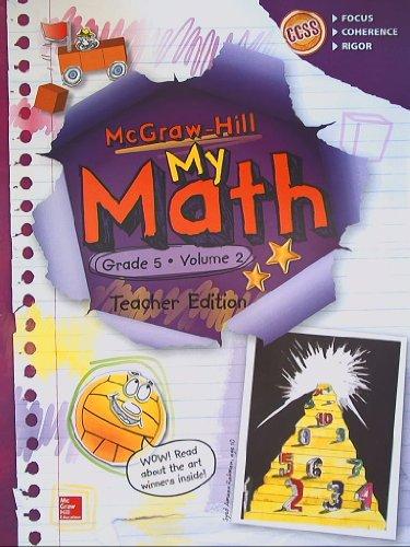McGraw-Hill - My Math - Grade 5: McGraw-Hill