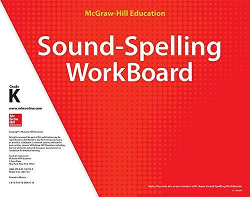 9780021387199: Sound-Spelling Workboard