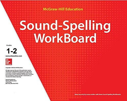 9780021387205: Sound-Spelling Workboard Grade 1-2