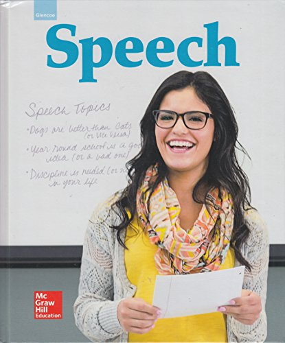 9780021397259: Glencoe Speech