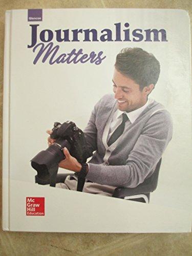 9780021402625: Glencoe Journalism Matters, Student Edition (NTC: JOURNALISM TODAY)