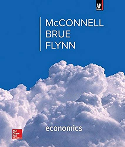 9780021403233: McConnell, Economics AP Edition (A/P ECONOMICS)