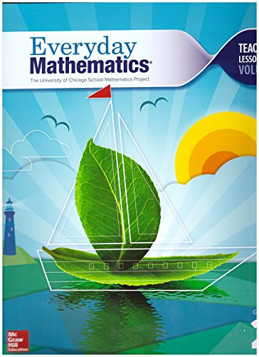 Everyday Mathematics Teacher's Lesson Guide Volume 1 GRADE 2