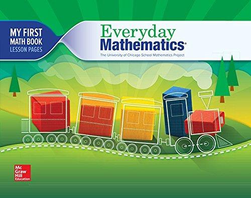 9780021428052: Everyday Mathematics 4, Grade K, My First Math Book