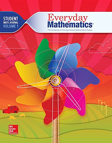 9780021430789: Everyday Mathematics 4, Grade 1, Student Math Journal 1