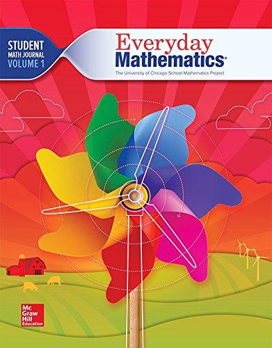 9780021430789: The University of Chicago School Mathematics Project - Everyday Mathematics - Grade 1 - Student Math Journal - Volume 1 - 0021430780-9780021430789